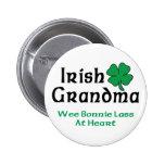 Irish Grandma Gift Badges