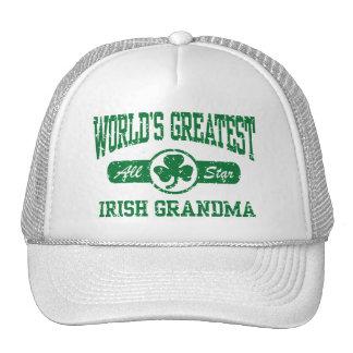 Irish Grandma Hats
