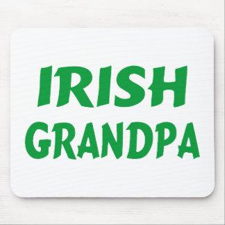 Irish Grandpa Mousepad