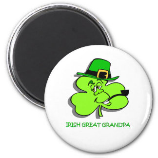 Irish Great Grandpa Fridge Magnets