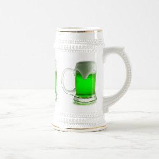 IRISH GREEN BEER DIGITAL REALISM PHOTOGRAPHY COFFEE MUG