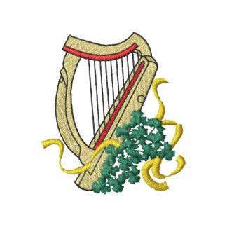 Irish Harp Track Jacket