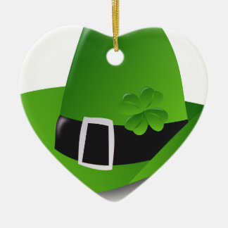 Irish Hat Christmas Ornament