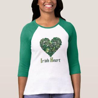 Irish Heart of Clover T-Shirt