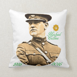 Irish Hero image for Polyester-Cushion Throw Pillow