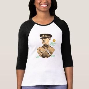 Easter rising gifts gift ideas zazzle uk irish hero image for womens raglan t shirt t shirt negle Images