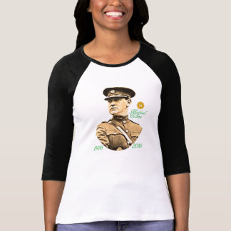 Irish Hero image for Women's-Raglan-T-Shirt T-Shirt