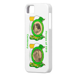 Irish Heroes image for iPhone-5-5S-Barely-There Barely There iPhone 5 Case