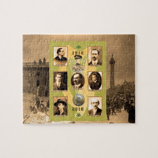 Irish Heroes image for Photo-Puzzle-Gift-Box Jigsaw Puzzle