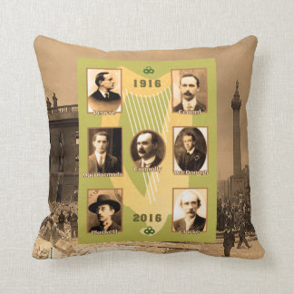 Irish Heroes image for Polyester-Cushion Cushion