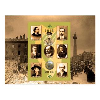 Irish Heroes image for postcard