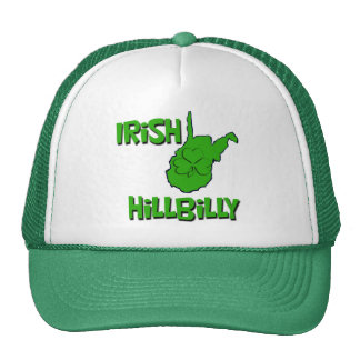 Irish Hillbilly Hat