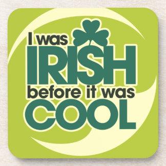Irish Hipster Drink Coaster