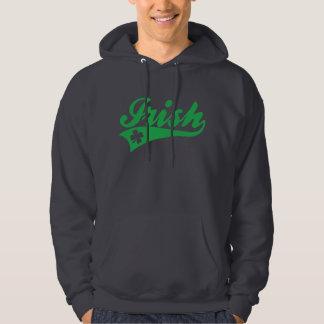 Irish Hoodie Sweatshirt