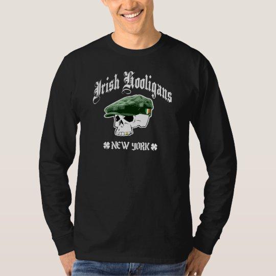 Irish Hooligans - New York T-Shirt