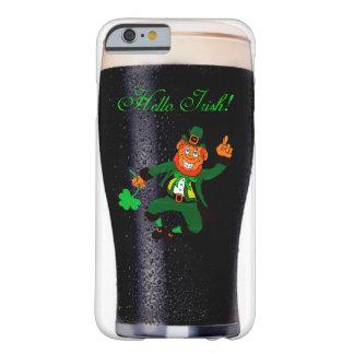 Irish image for iPhone 6 case