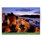 Irish image for Irish Birthday greeting card