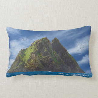 Irish image for Lumbar Pillow