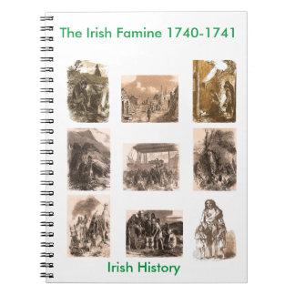 Irish image for Photo-Notebook Notebooks