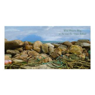 Irish Image for photocard Customized Photo Card