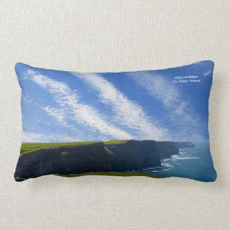 Irish image for Polyester Throw Pillow