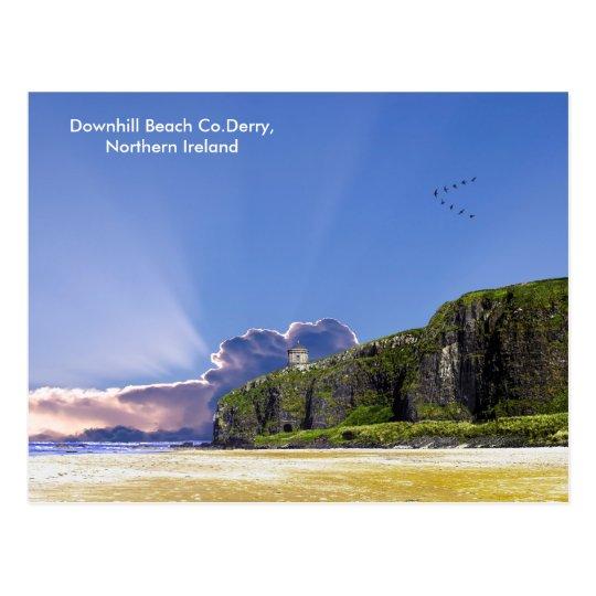 Irish image for postcard