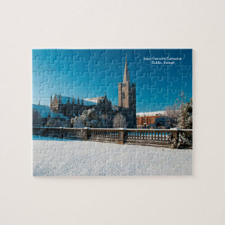 """Irish image for Puzzle, 8"""" x 10"""", 110 pieces Jigsaw Puzzle"""
