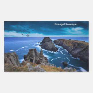 Irish image for Rectangle-Stickers-Glossy Rectangular Sticker