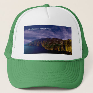 Irish image for Trucker-Hat Trucker Hat