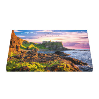 Irish image for Wrapped-canvas Canvas Print