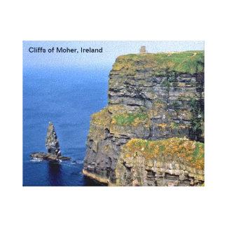 Irish Image Wrapped Canvas