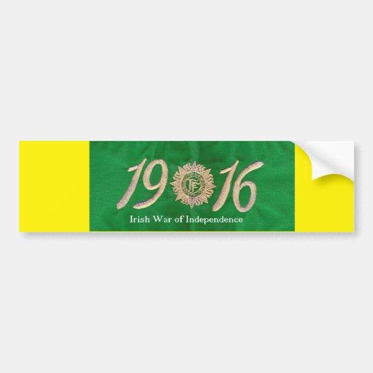 Irish Images for Bumper-Sticker Bumper Sticker