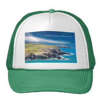 Irish Images for Trucker-Hat Cap