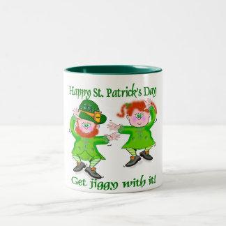 Irish Jig Coffee Mug