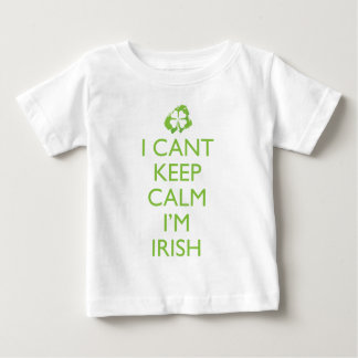 Irish Keep Calm Baby T-Shirt