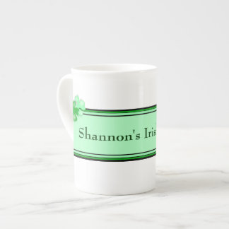 Irish Kitchen, Custom Name Template Mug