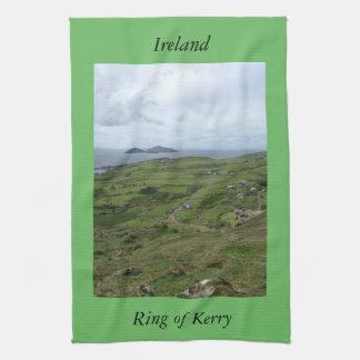 Irish Kitchen Towel Ring of Kerry Ireland