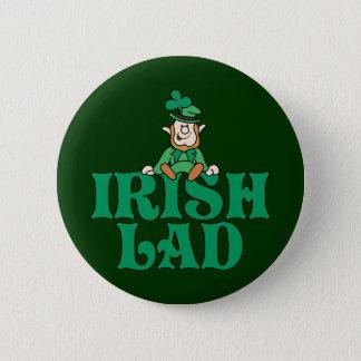 Irish Lad 6 Cm Round Badge