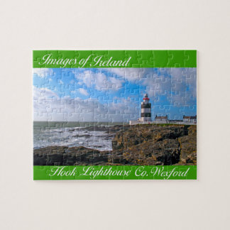 Irish landmark image Photo-Puzzle-with-Gift-Box Jigsaw Puzzle