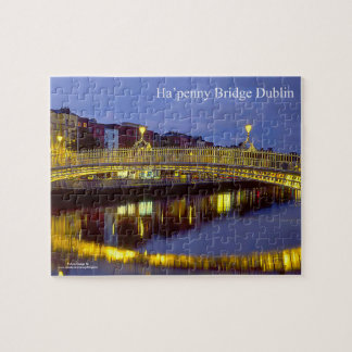 Irish landmark image Photo-Puzzle-with-Gift-Box Jigsaw Puzzle