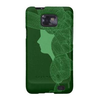 Irish Lass Samsung Galaxy S2 Covers