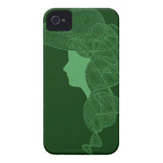 Irish Lass iPhone 4 Case-Mate Cases