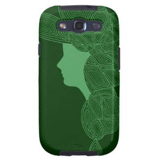 Irish Lass Samsung Galaxy S3 Covers