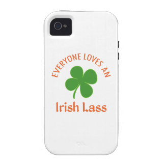 IRISH LASS iPhone 4 COVERS