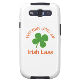 IRISH LASS SAMSUNG GALAXY SIII COVERS