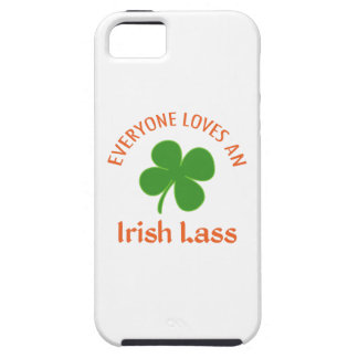 IRISH LASS iPhone 5 CASE
