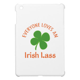IRISH LASS iPad MINI CASE