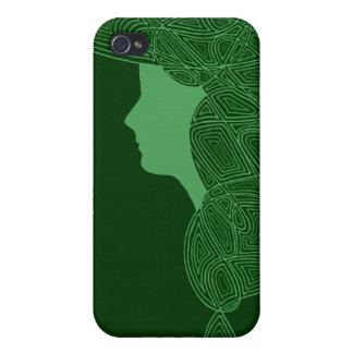 Irish Lass iPhone 4 Case