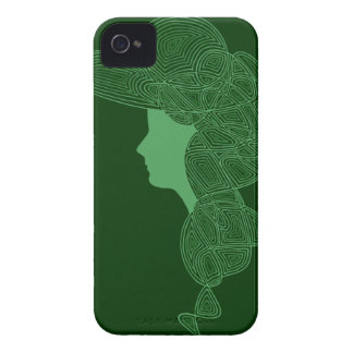 Irish Lass iPhone 4 Case-Mate Cases
