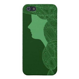 Irish Lass iPhone 5/5S Cases